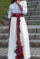 Sukne - Šípková Ruženka dlhá - 9780141_