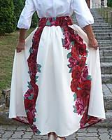 Sukne - Šípková Ruženka dlhá - 9780161_