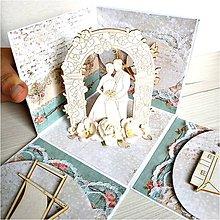 Papiernictvo - Krabička na peniaze - 9779536_