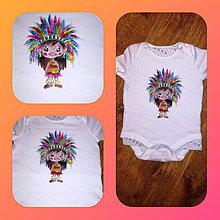 Detské oblečenie - Indiánka - 9781383_
