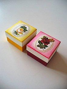 Krabičky - vintage krabička - 9780548_