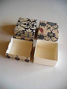 Krabičky - šperková... - 9780985_