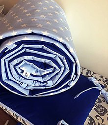 Textil - Mantinel tenký - 360x30 (Modrá) - 9781298_