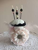 Dekorácie - Špendlíkovníček - handmade dekorácia - 9779154_