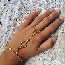 Náramky - Hand chain 16 - 9781475_