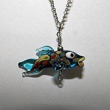 Náhrdelníky - Korálová rybička - 9780613_