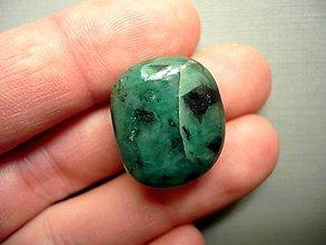 Minerály - Troml. kámen – smaragd 23 mm, č.2f - 9781080_