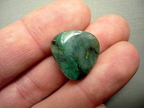 Minerály - Troml. kámen – smaragd 19 mm, č.3f - 9781088_