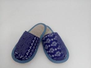 Obuv - Papuče modrotlač - 9782022_