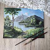 Obrazy - Za horami a dolami - 9783688_