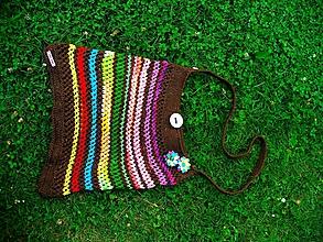 Veľké tašky - Retrotaška mix color - 9783311_
