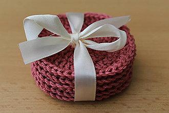 Úžitkový textil - Odličovacie tampóny - 9784605_