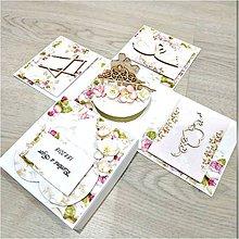 Papiernictvo - Krabička na peniaze - 9786128_