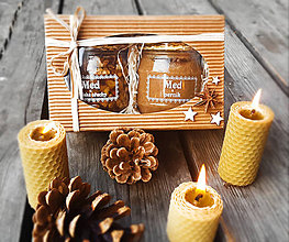 Potraviny - Vánoční perník s vlašskými ořechy - 9785960_