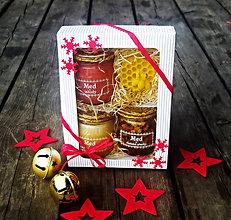 Potraviny - Vánoční medová včela - 9785991_