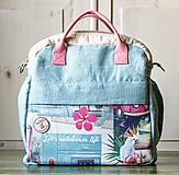 Veľké tašky - Lu.Si.L bag 3in1 No.6 - 9785313_