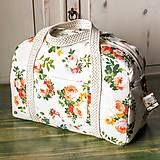 Veľké tašky - Retro taška