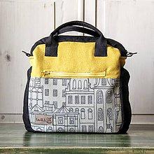 Veľké tašky - Lu.Si.L bag 3in1 No.5 - 9785378_