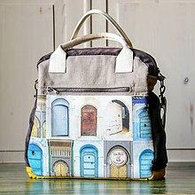 Veľké tašky - Lu.Si.L bag 3in1 No.3 - 9785545_