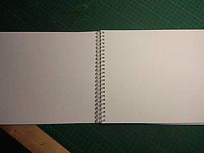 Papiernictvo - kniha čistá (25 listov extra hrubých) - 9784196_