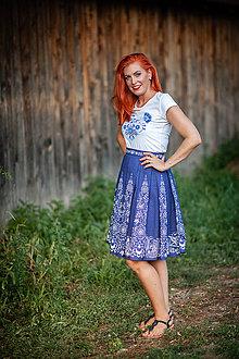 Sukne - Suknička Karolína - 9784780_