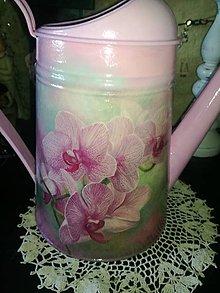 Nádoby - ...s orchideou - 9785631_