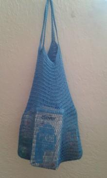 Nákupné tašky - Háčkovaná sieťovka - 9788726_