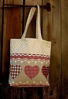 Nákupné tašky - nákupná taška - 9786889_