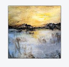 Obrazy - Obraz na predaj, Ráno, 80x80 (na objednávku) - 9788914_