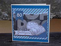 Papiernictvo - ...pohľadnica jubilejná pre muža... - 9789166_