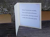 Papiernictvo - ...pohľadnica jubilejná pre muža... - 9789168_