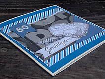 Papiernictvo - ...pohľadnica jubilejná pre muža... - 9789172_