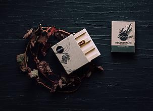 Drogéria - Balíček - Mydelnička s mydlom (Uhlie Mint) - 9790523_