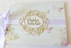 Papiernictvo - svadobná kniha hostí - 9789723_