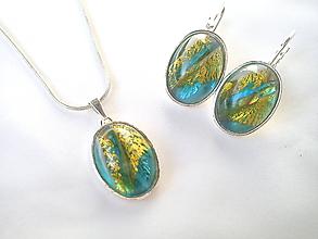 Sady šperkov - Sada šperkov so striebrom Ag 925 - 9790171_