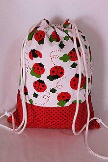 Detské tašky - Detský batoh-lienočka - 9791603_