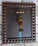 Obrazy - Živá voda - 9792465_