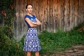 Sukne - Sukienočka Alica DOPREDAJ - 9792211_