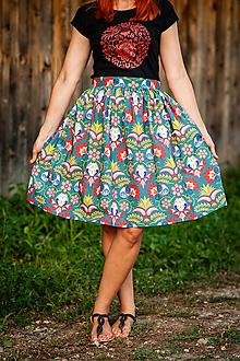 Sukne - sukňa Viktória - užšia - 9792252_
