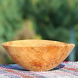 Nádoby - miska z lipového dreva - 9792193_
