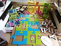 Tabuľky - výroba na želanie - 9794438_