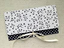 Papiernictvo - Obálka na peniaze - 9793679_