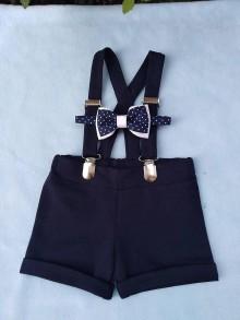 5fc1c17d938a Detské oblečenie - Detské kraťase na traky - 9793700