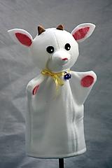 Maňuška. Zvieratko kozliatko Kiki