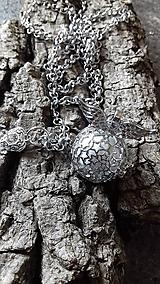 Iné šperky - Pro těhulku Mexická bola Wings (set řetízek i šňůrka) - 9796029_