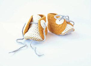 Topánočky - papučky - 9795934_