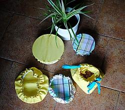 Úžitkový textil - Bezodpadové do kuchyne - 9793836_