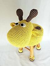 Nábytok - Žirafa Lujza - 9794207_