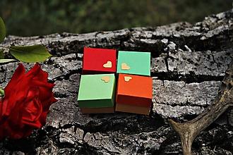Krabičky - Malá krabička so srdiečkom - 9796098_