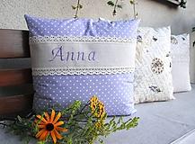 Úžitkový textil - vankúš Paris dream s vyšitím - 9798009_
